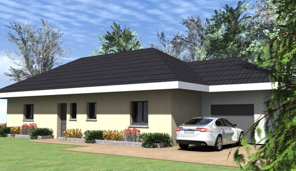 Maisons du constructeur TRADITION LOGIS 69 • 91 m² • GENAY