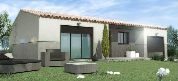 Maisons du constructeur TRADITION LOGIS 83 • 95 m² • LE CANNET DES MAURES