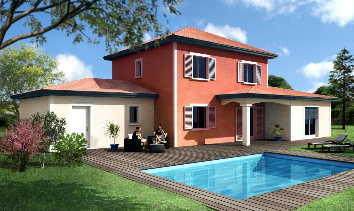 Maisons du constructeur TRADITION LOGIS 83 • 90 m² • FLASSANS SUR ISSOLE
