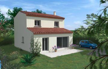 Maisons du constructeur TRADITION LOGIS 83 • 100 m² • GONFARON