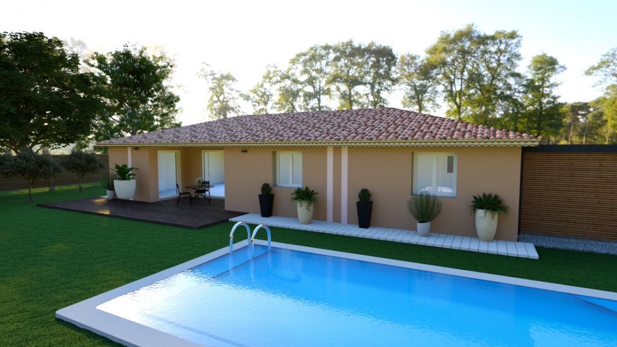 Maisons du constructeur TRADITION LOGIS 83 • 94 m² • PIGNANS