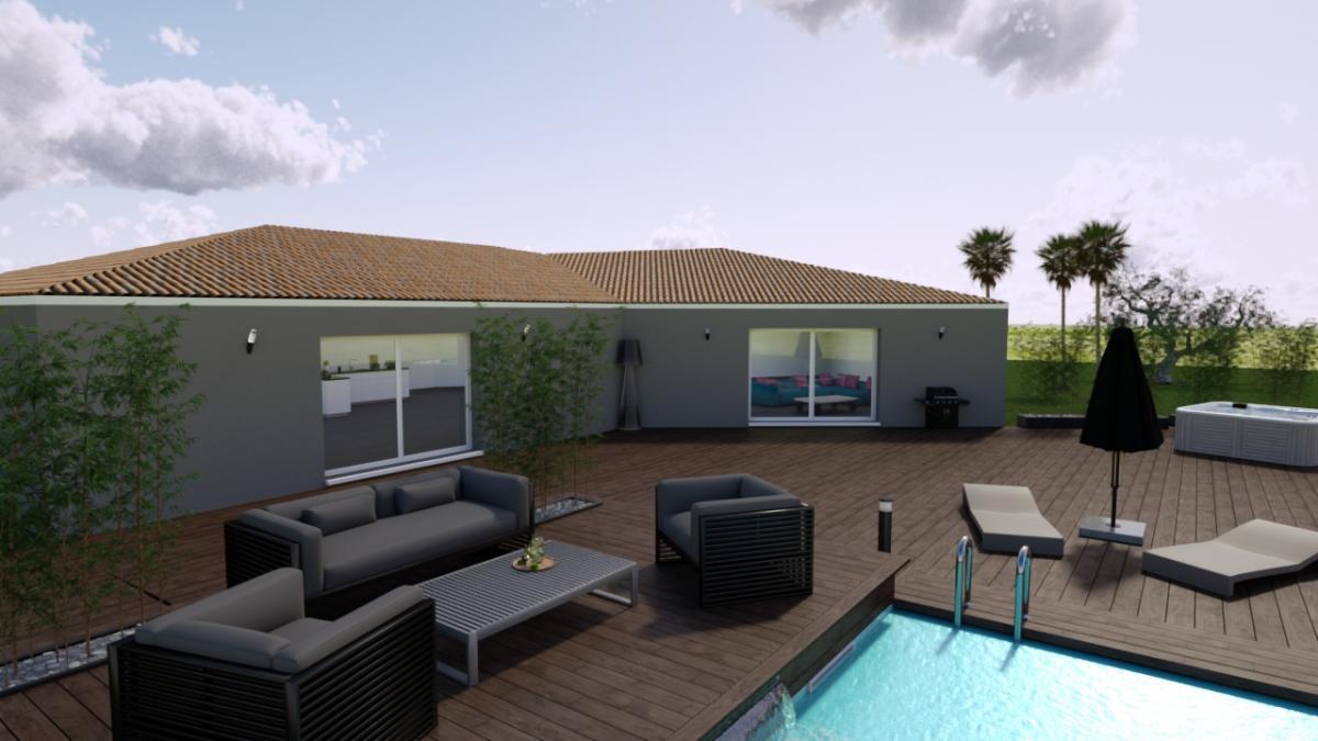 Maisons du constructeur TRADITION LOGIS 83 • 75 m² • PIGNANS