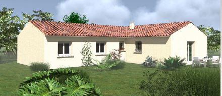 Maisons du constructeur TRADITION LOGIS 83 • 100 m² • NEOULES