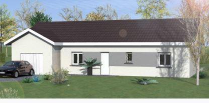 Maisons du constructeur TRADITION LOGIS 83 • 95 m² • FORCALQUEIRET