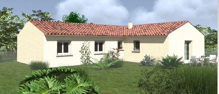 Maisons du constructeur TRADITION LOGIS 83 • 84 m² • FLASSANS SUR ISSOLE