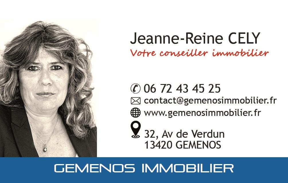 Terrains du constructeur GEMENOS IMMOBILIER • 629 m² • AUBAGNE