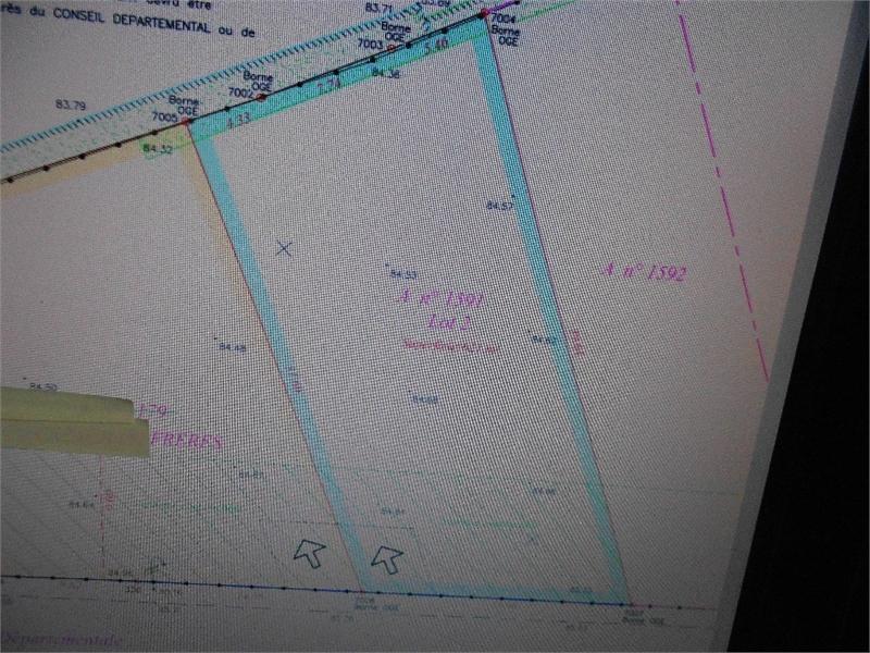 Terrains du constructeur OPTIMHOME • 621 m² • SAINT PAUL LES FONTS