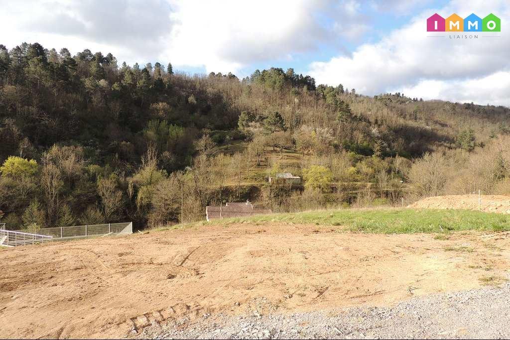 Terrains du constructeur JCMH • 1147 m² • VALS LES BAINS
