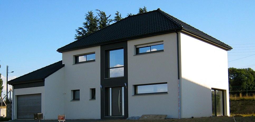Maisons + Terrains du constructeur Maison Familiale Saint Quentin • 145 m² • NEUVILLE SAINT AMAND