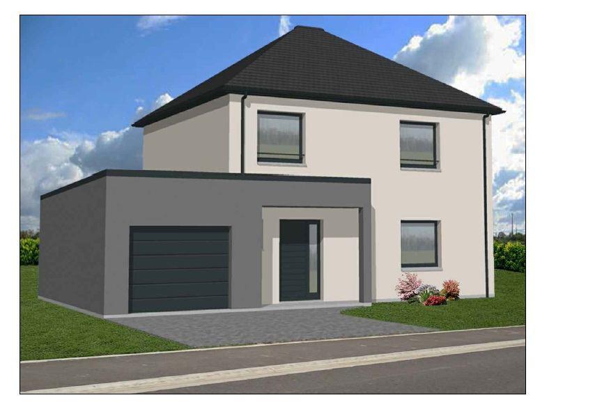Maisons + Terrains du constructeur Maison Familiale Saint Quentin • 92 m² • NEUVILLE SAINT AMAND