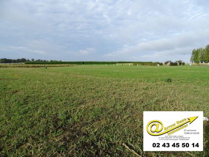 Terrains du constructeur ARROW BASE IMMOBILIER • 505 m² • VILLAINES SOUS MALICORNE