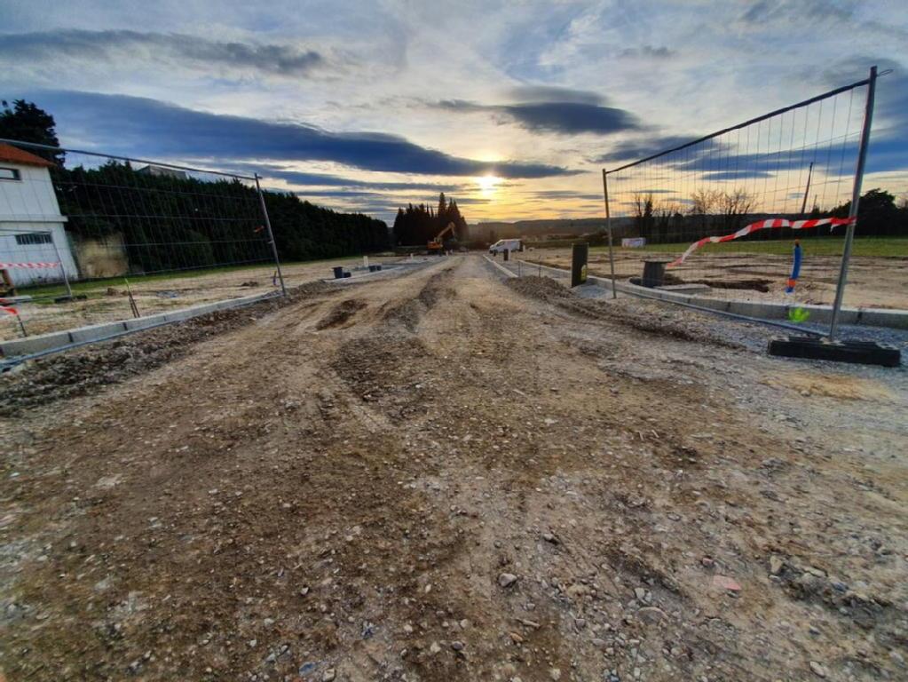 Terrains du constructeur PBC • 519 m² • COURTHEZON