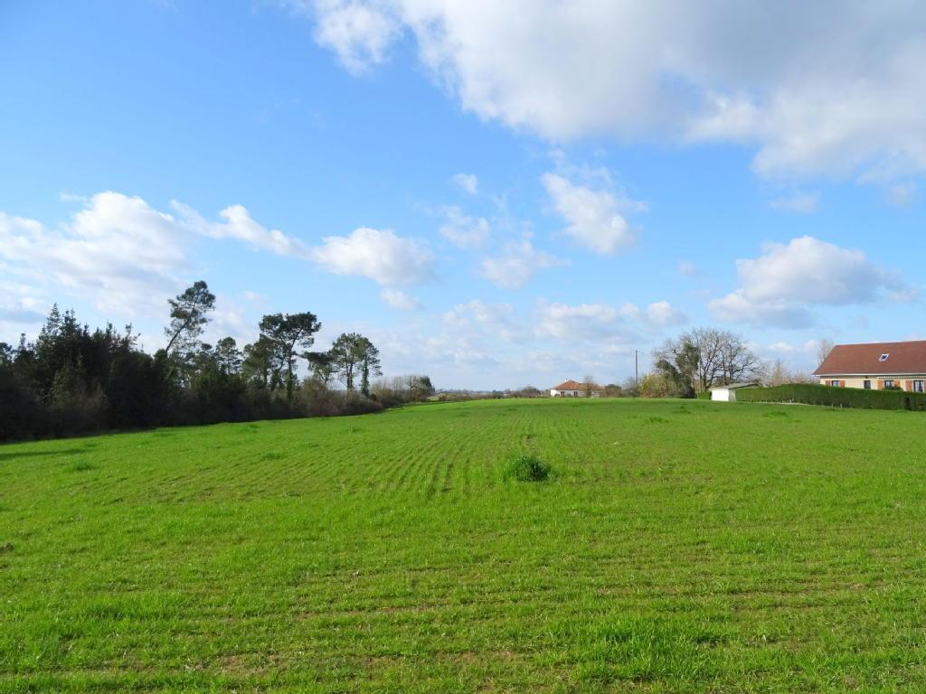 Terrains du constructeur STEPHANE PLAZA IMMOBILIER ORTHEZ • 2195 m² • ORTHEZ