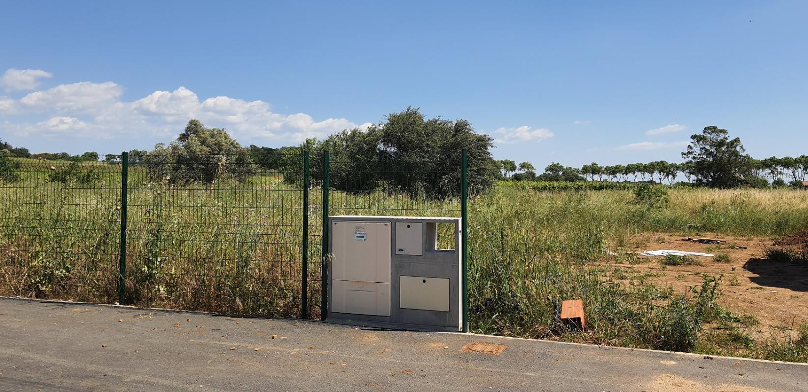 Terrains du constructeur MAISONS VERTES DE L AUDE - AGENCE DE NARBONNE • 547 m² • POUZOLLES