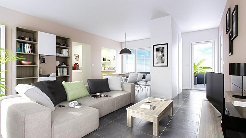 Maisons + Terrains du constructeur MAISONS VERTES DE L AUDE - AGENCE DE NARBONNE • 86 m² • PUICHERIC