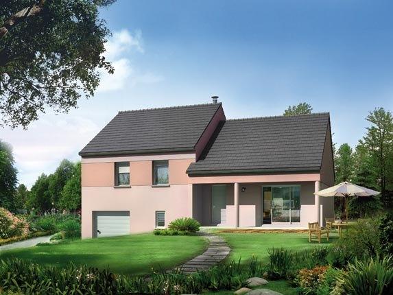 Maisons + Terrains du constructeur MAISON FAMILIALE • 96 m² • LA PENNE SUR HUVEAUNE