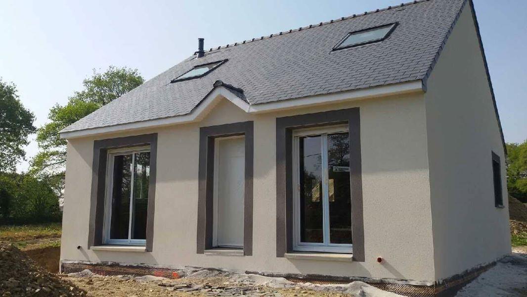 Maisons + Terrains du constructeur MIKIT • 100 m² • VELLESCOT