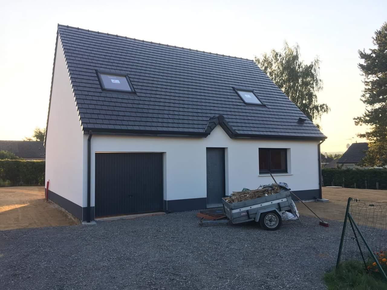 Maisons + Terrains du constructeur MIKIT • 100 m² • DANJOUTIN