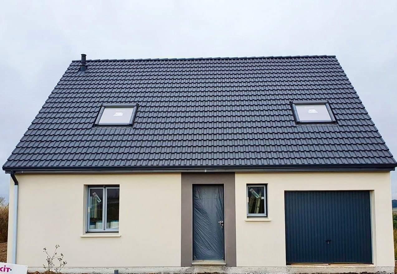 Maisons + Terrains du constructeur MIKIT • 100 m² • CHAMPAGNEY