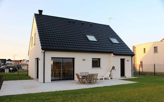 Maisons + Terrains du constructeur MIKIT • 100 m² • PLANCHER BAS