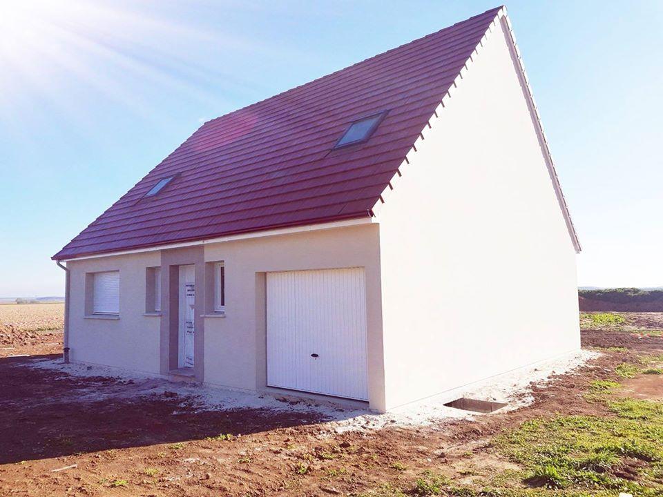 Maisons + Terrains du constructeur MIKIT • 100 m² • DAMPIERRE SUR LE DOUBS