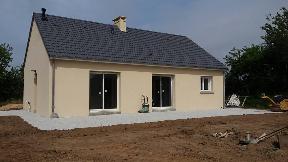 Maisons + Terrains du constructeur MIKIT • 95 m² • MORVILLARS