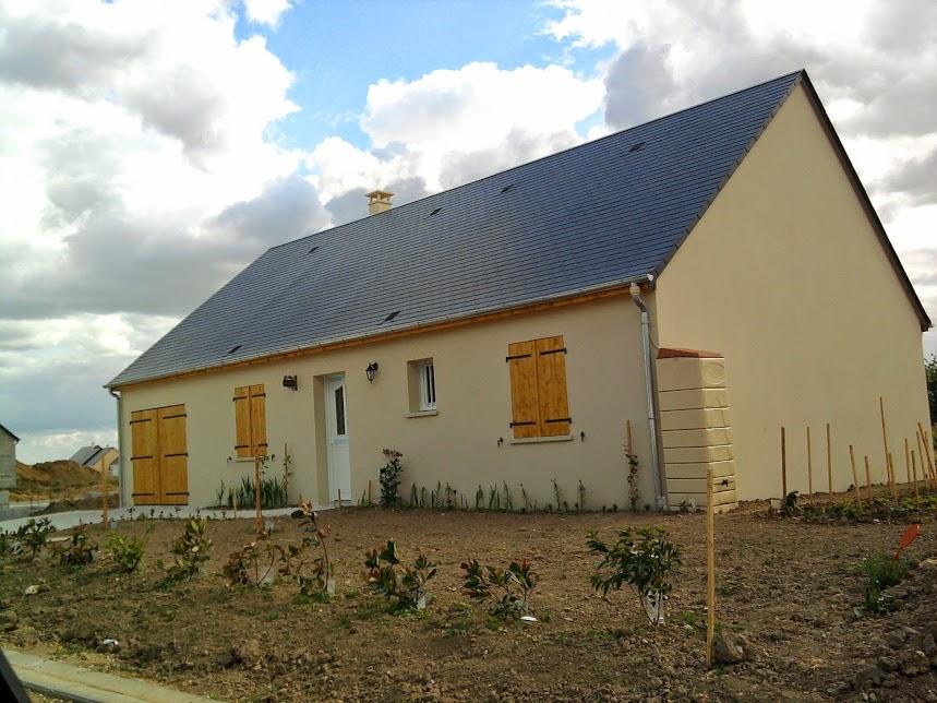 Maisons + Terrains du constructeur MIKIT • 95 m² • LURE