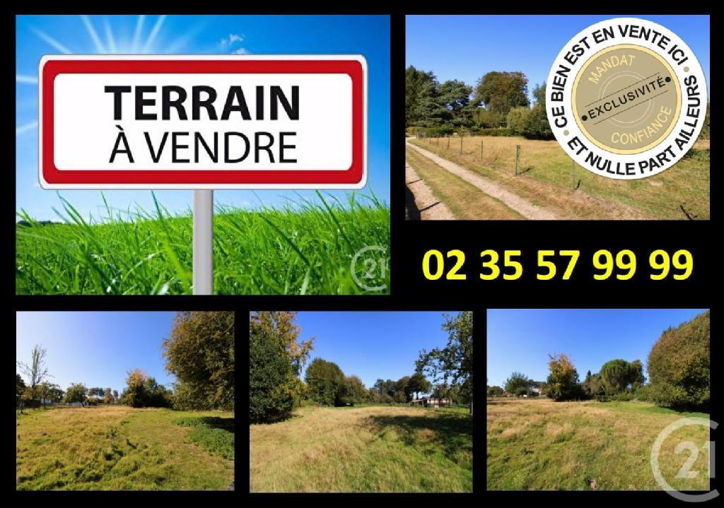 Terrains du constructeur CENTURY 21 ACCORE • 1500 m² • ANGIENS