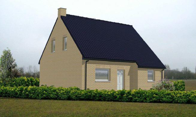 Maisons + Terrains du constructeur MAISONS FRANCE CONFORT • 91 m² • GHYVELDE