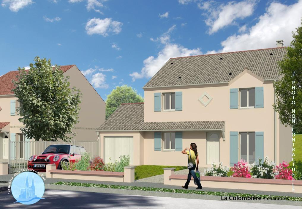 Maisons du constructeur MAISONS RVE 78 • 118 m² • PRUNAY EN YVELINES
