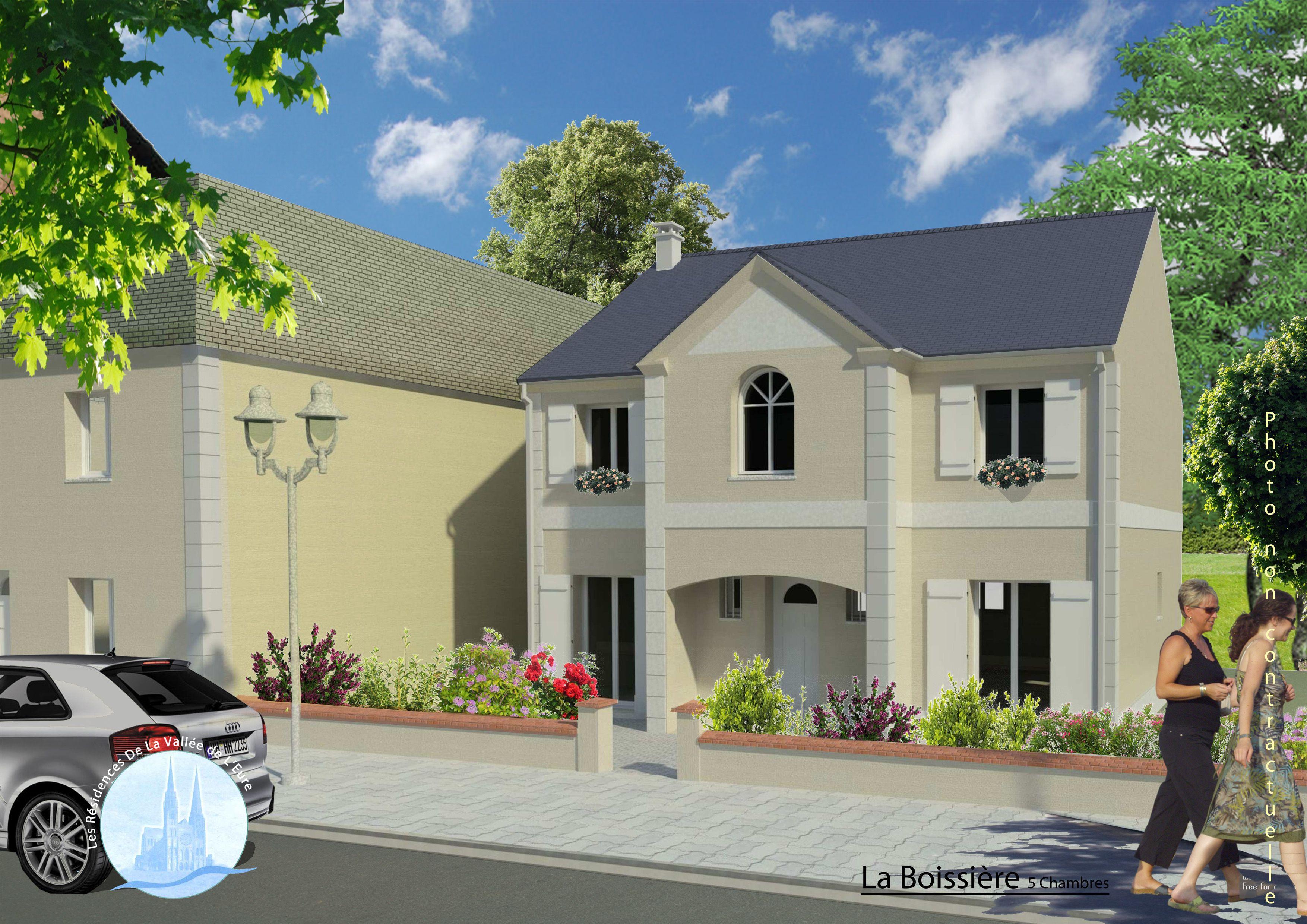 Maisons du constructeur MAISONS RVE 78 • 135 m² • LONGPONT SUR ORGE