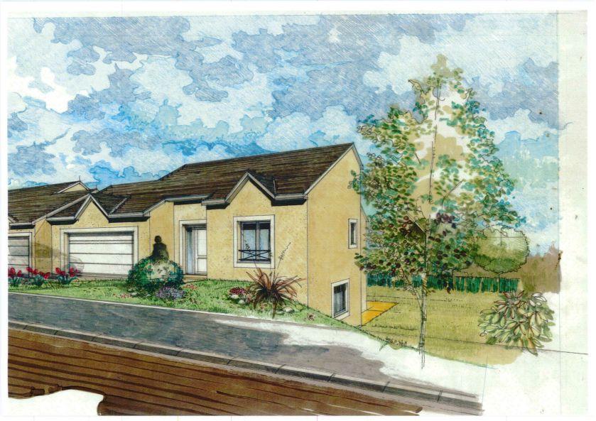 Maisons + Terrains du constructeur TRADISTYL CONSTRUCTIONS • 116 m² • SOLGNE