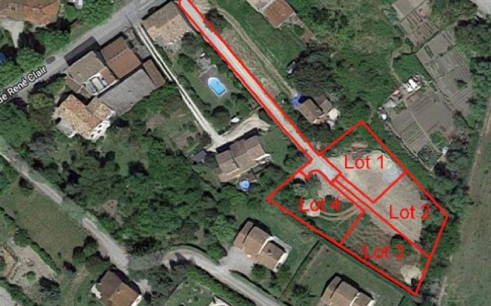 Terrains du constructeur LES MAISONS DE MANON • 543 m² • CASTELNAUDARY