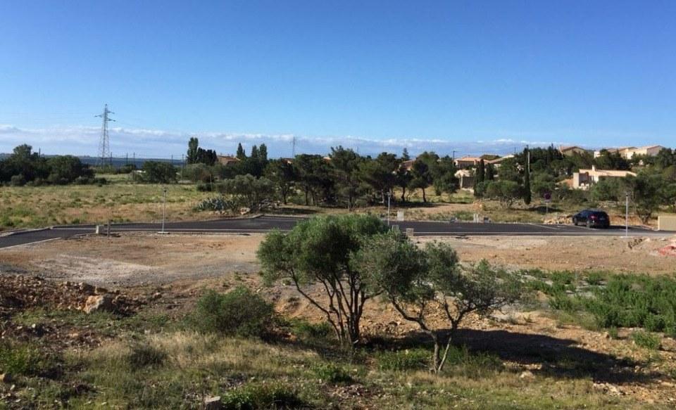 Terrains du constructeur LES MAISONS DE MANON • 781 m² • FITOU