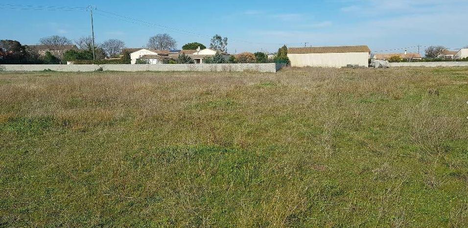 Terrains du constructeur MAISONS DE MANON • 526 m² • SAINT NAZAIRE D'AUDE