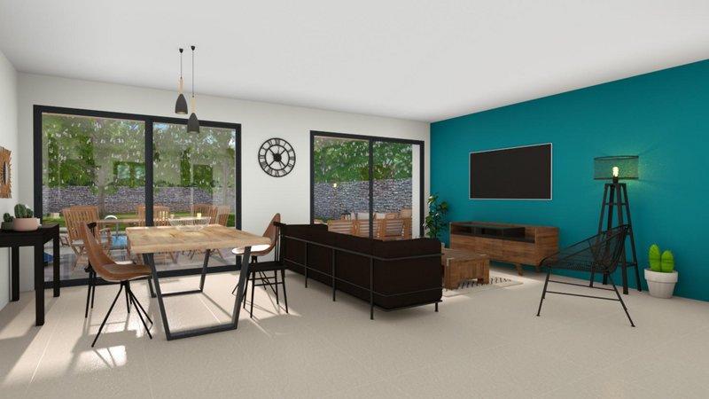 Maisons du constructeur VILLAS PRISME • 100 m² • PEYPIN