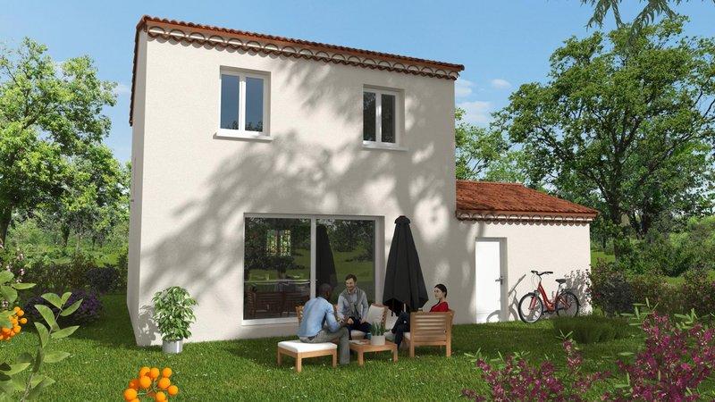 Maisons du constructeur VILLAS PRISME • 90 m² • EYGUIERES