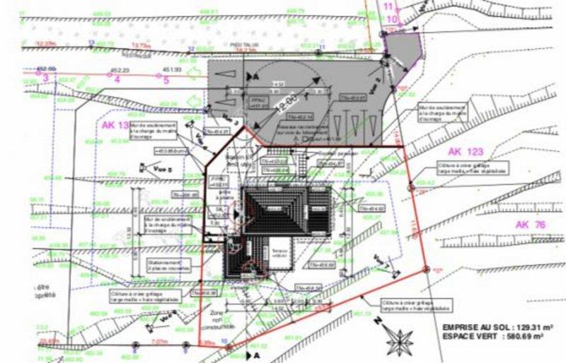 Terrains du constructeur VILLAS PRISME • 710 m² • SAINT SAVOURNIN