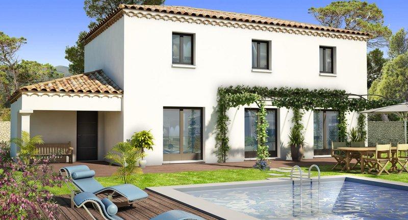 Maisons du constructeur VILLAS PRISME • 100 m² • SEPTEMES LES VALLONS