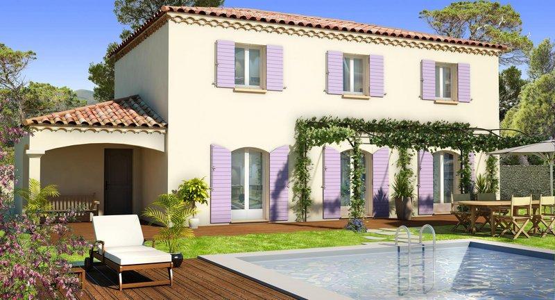 Maisons du constructeur VILLAS PRISME • 95 m² • SEPTEMES LES VALLONS