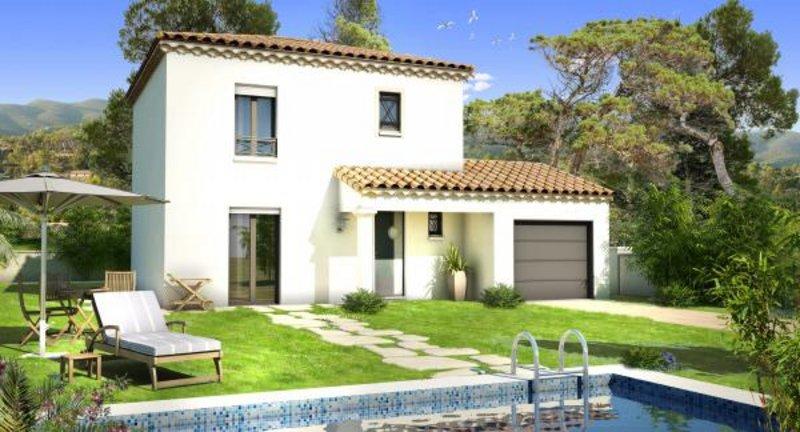 Maisons du constructeur VILLAS PRISME • 92 m² • LA BOUILLADISSE