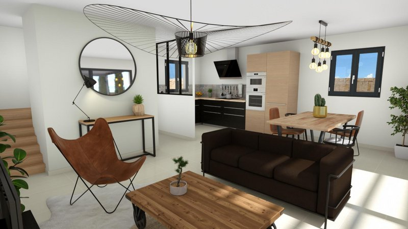 Terrains du constructeur VILLAS PRISME • 456 m² • GREASQUE