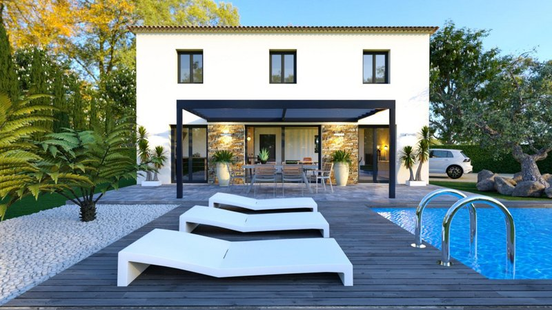 Terrains du constructeur VILLAS PRISME • 300 m² • LES PENNES MIRABEAU