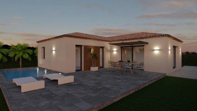 Terrains du constructeur VILLAS PRISME • 749 m² • PEYPIN