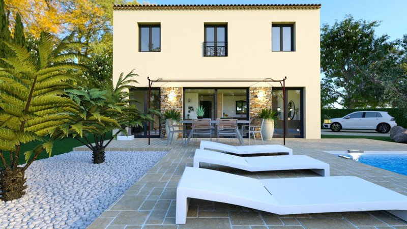 Terrains du constructeur VILLAS PRISME • 600 m² • SAINT SAVOURNIN