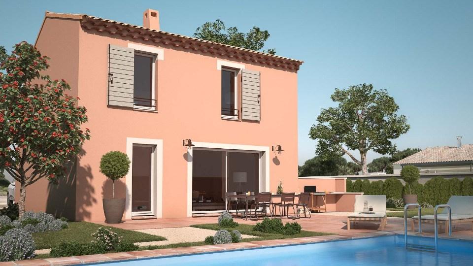 Maisons + Terrains du constructeur MAISON FRANCE CONFORT • 82 m² • L'ISLE SUR LA SORGUE