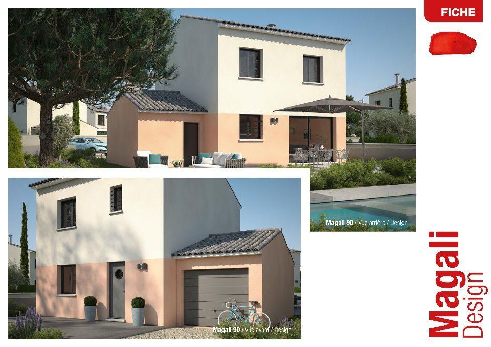 Maisons + Terrains du constructeur MAISONS FRANCE CONFORT • 80 m² • MORMOIRON