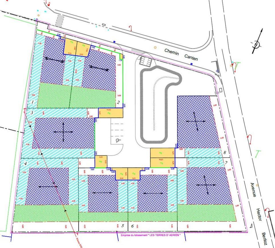 Terrains du constructeur MAISONS FRANCE CONFORT • 520 m² • VAISON LA ROMAINE