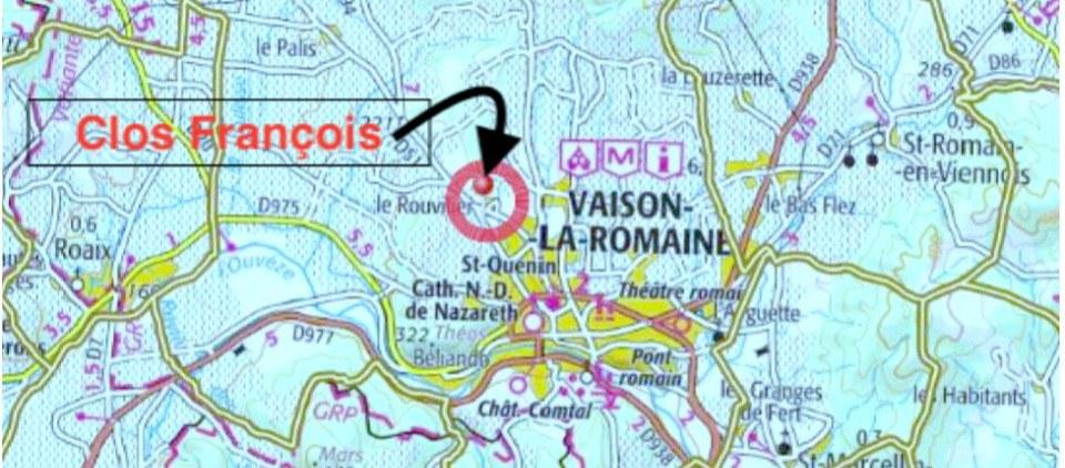 Terrains du constructeur MAISONS FRANCE CONFORT • 564 m² • VAISON LA ROMAINE