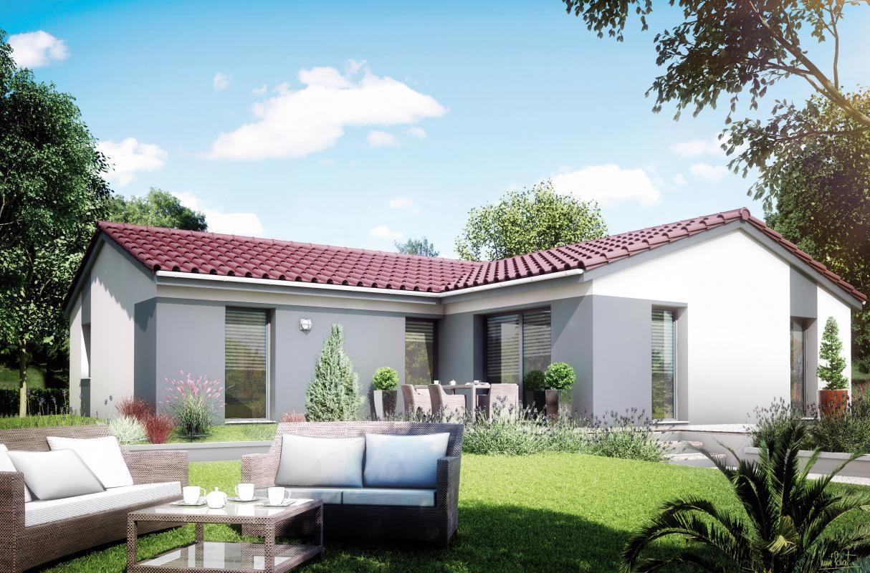 Maisons du constructeur MAISONS LIBERTE • 97 m² • APPRIEU